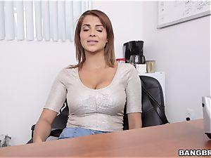 Latina mummy very first porno Shoot at Bangbros hih13659