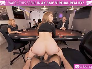VRBangers.com-Busty stunner is smashing rigid in this agent