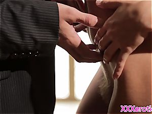 Jessie Andrews pussyfucked missionary
