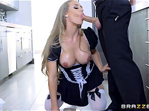 fuckin' warm warm maid Nicole Aniston