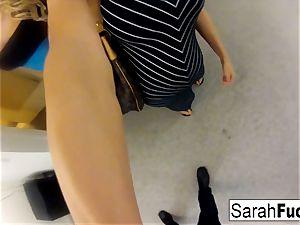 GoPro three way with Sarah and Jessica