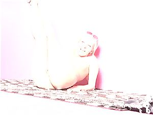 Aaliyah love in the pinkish