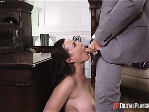 Dana DeArmond cooter boinked in the office