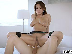 TUSHY stellar French girl likes buttfuck