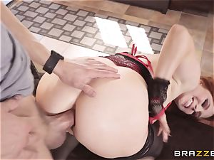 nailing Penny Pax on Halloween