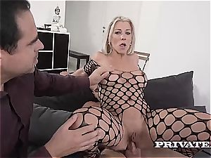 milf Nikyta likes firm anal invasion While Her spouse sees