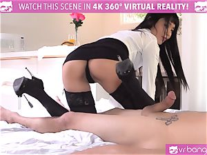 VR bangers -room service asian girl gets banged firm