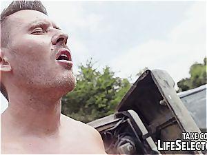 LifeSelector fuckfest compilation with Samantha Bentley