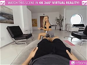VR PORN-Nicole Aniston Gets pulverized firm and deep-throats