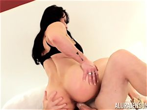 Alura Jenson and her honeypot gobbling acquaintance Brandi May get into deep trouble