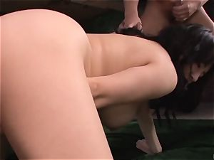 Japan hardcore fucky-fucky with naked babe Maomi Nagasawa