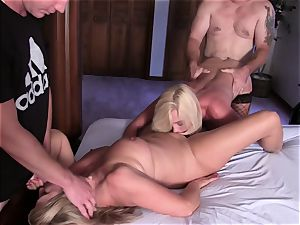 Taking the Stripper to the Bedroom with Ms Paris Rose